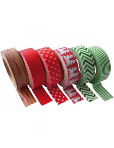 Masking tape - Argent uni 15mm