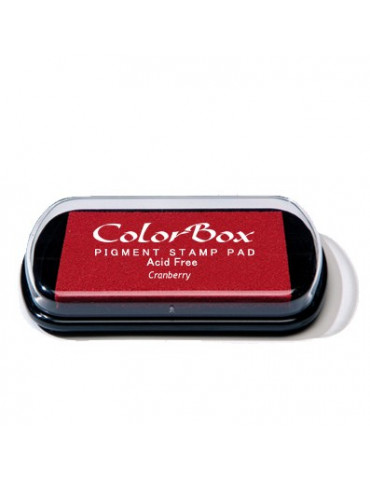 Encreur Colorbox Cranberry