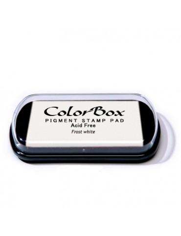Encreur Colorbox Frost white / Blanc