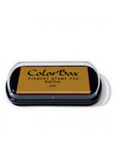 Encreur Colorbox Gold / Or