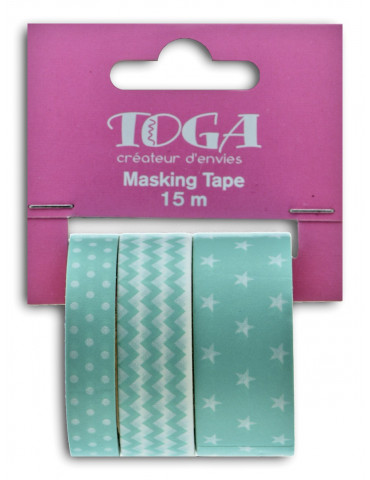 Masking tape - Géométrique...