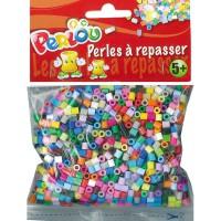 Perlou - 1000 Perles à repasser multicolores