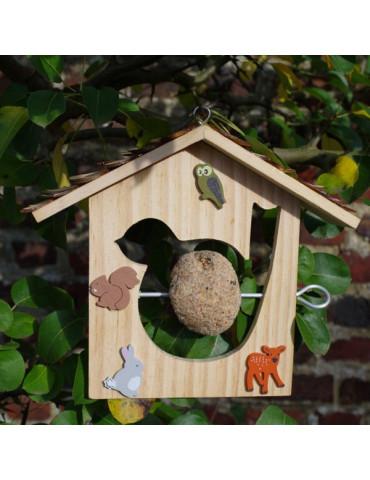 Mangeoire pour oiseaux en...