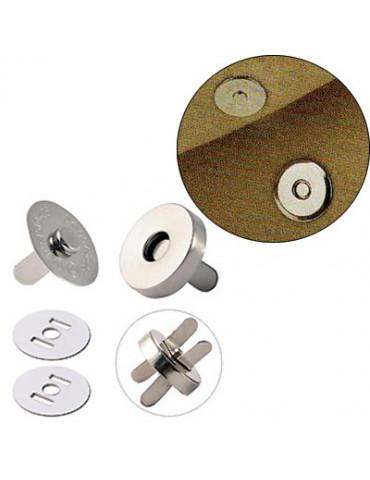 Fermeture magnétique fine 14mm