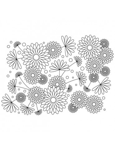 Tampon bois F - Freedom Fleurs