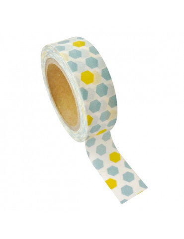 Masking tape - Swimming pool 15mm