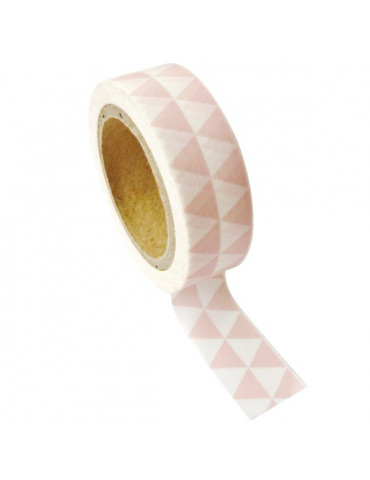 Masking tape - Triangle 15mm