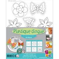 Bijoux plastique dingue