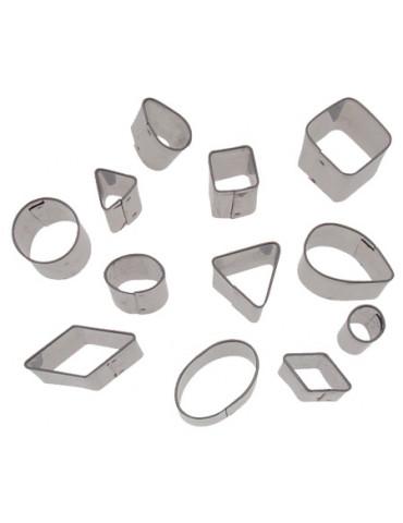 Emporte-pièces métal - 12...