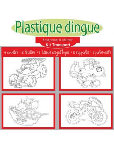 Kit Plastique dingue -...
