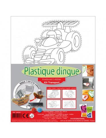 Kit Plastique dingue - Transport