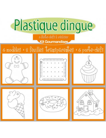 KIT Plastique dingue...