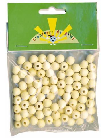 Perles en bois 5mm x250
