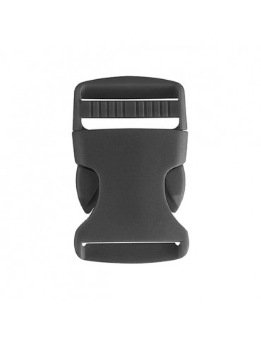 Fermoir clip noir 32mm x2