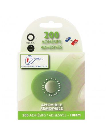 Pastille de colle adhésive repositionnables - 200 pastilles