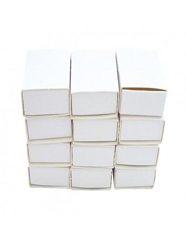 Boites allumettes vides 8x5x3,5 cm - 12 pièces