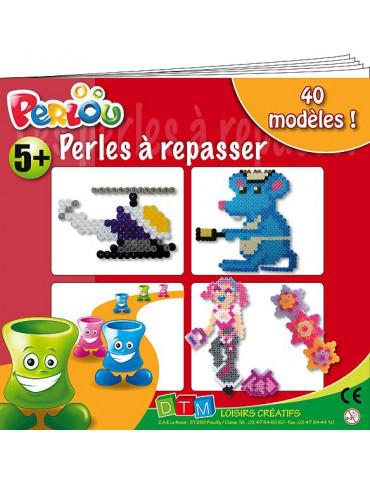 Livre PERLOU - 40 modèles