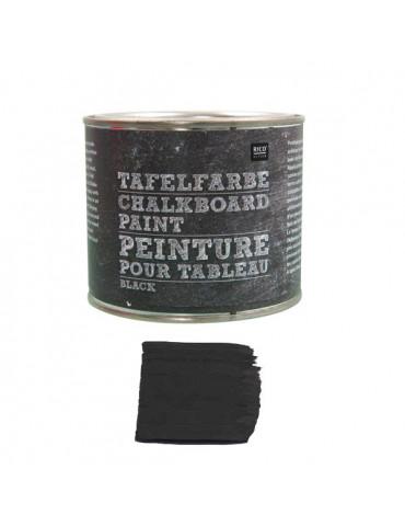 Peinture ardoise noir - 250 ml