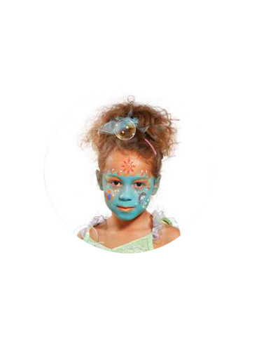 Maquillage sirène