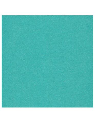 Feutrine épaisse 2mm Turquoise - 30x30cm