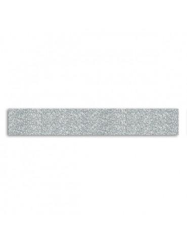Masking tape Glitter Argent - 15mm x5m