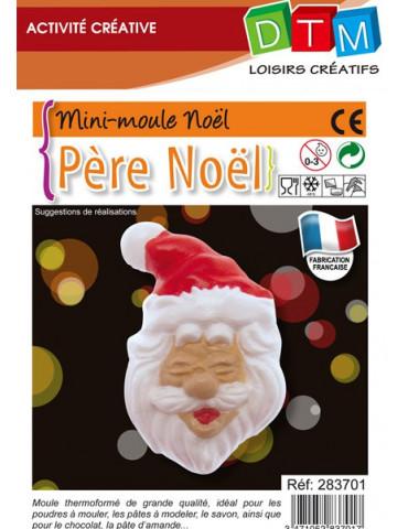 Mini moule - Père Noël 4,5cm