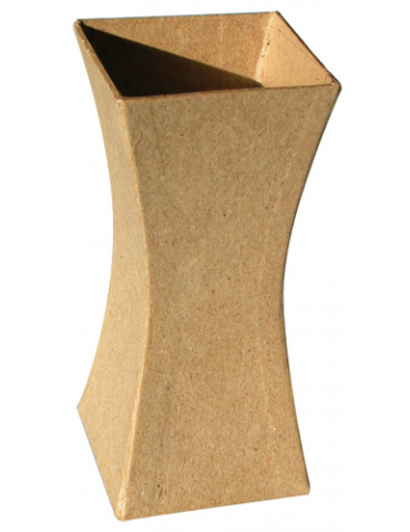 Vase carton - 123x56mm