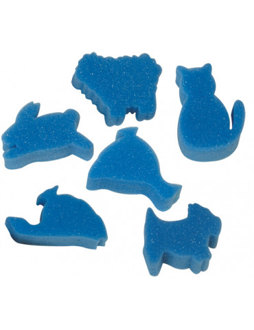 Eponges mousse Animaux