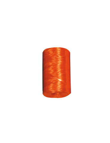 Raphia viscose 40g, orange