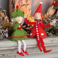 Kit feutrine Lutins de Noël - Artemio