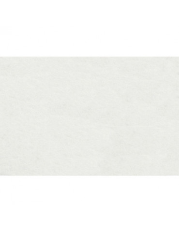 Feutrine à modeler blanc x12