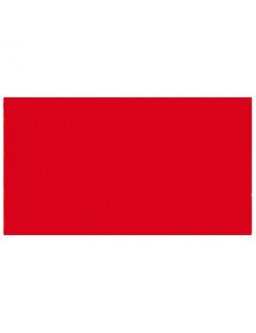 Feutrine adhésive rouge -...