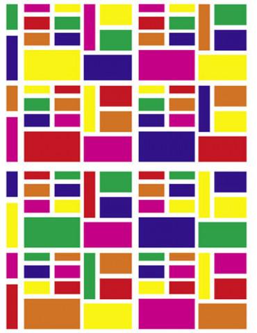 Gommettes Géométriques -...
