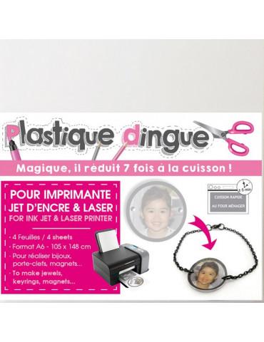Plastique dingue imprimable...