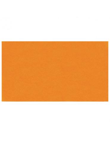Feutrine adhésive orange -...