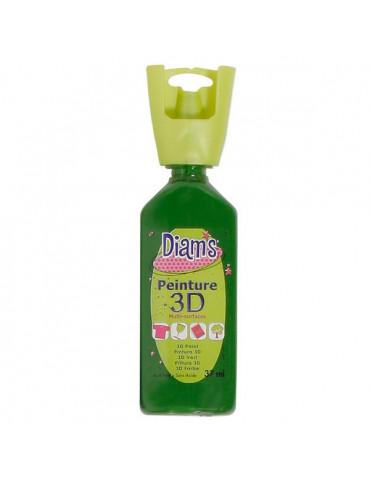 DIAM'S 3D brillante vert sapin