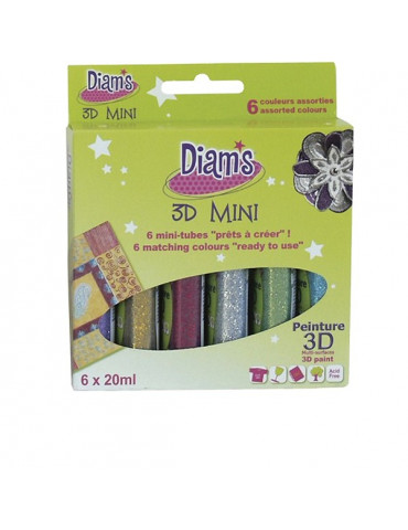 DIAM'S 3D mini - Total Star...