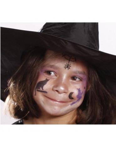Pochoir de maquillage - Magie