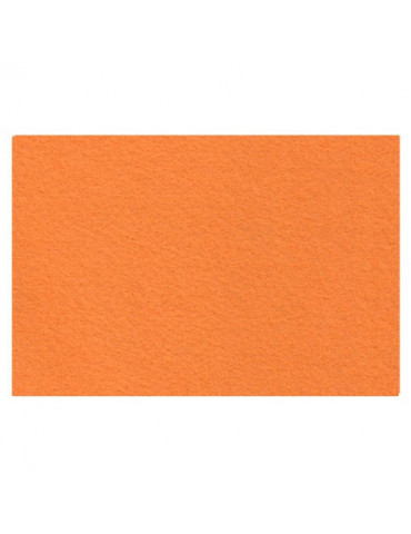 Feutrine 2mm orange
