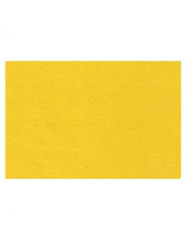 Feutrine 2mm jaune soleil