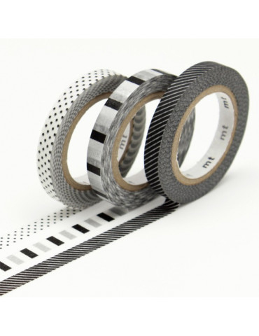 Masking tape slim x3 - Déco...