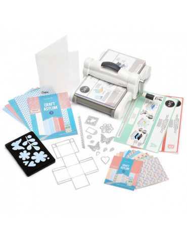 Sizzix Big Shot Plus A4 -...
