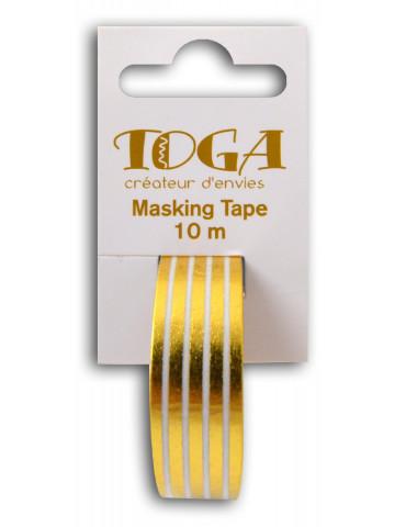 Masking tape - Blanc...