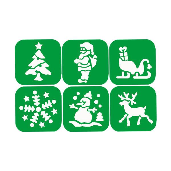 Pochoir enfant Noël - DTM