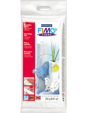Fimo air light blanc 250 gr