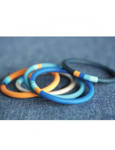 Bracelet bois anneau 8mm -...
