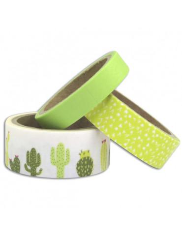 Masking tape - Cactus - Toga