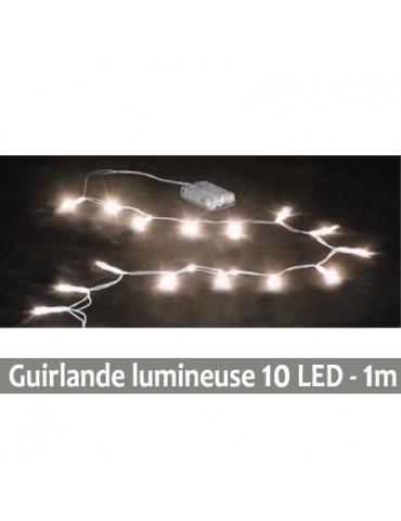 Guirlande lumineuse à LED -...