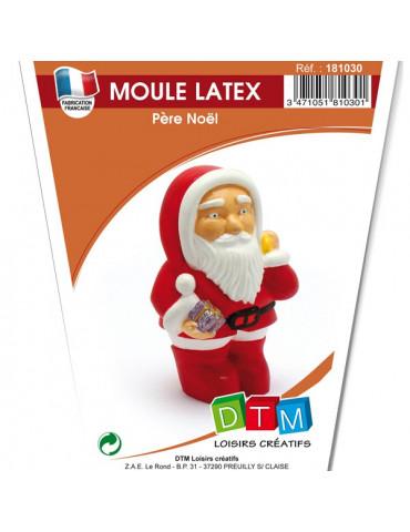 Moule latex - Père Noël