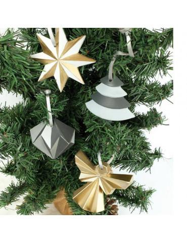 Moule thermoformé décor Noël 1